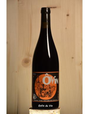 o vin 2017 vin de france domaine la fermer du plateau gamay grolleau cabernet vin rouge bio naturel