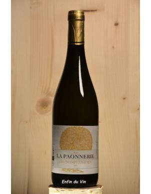 les champs jumeaux 2018 val de loire domaine de la paonnerie chenin vin blanc bio biodynamie naturel demeter