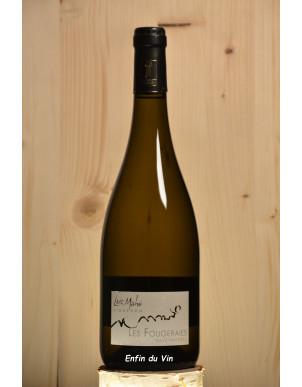 les fougeraies 2014 savennieres domaine du gué d'orger val de loire chenin vin blanc bio