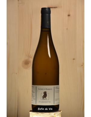 fleurs d erables 2018 vin de france domaine des sablonnettes val de loire chenin vin blanc bio biodynamie naturel demeter