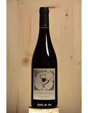 Les débonnaires 2017 vin de france domaine sébille val de loire cabernet-franc vin rouge naturel