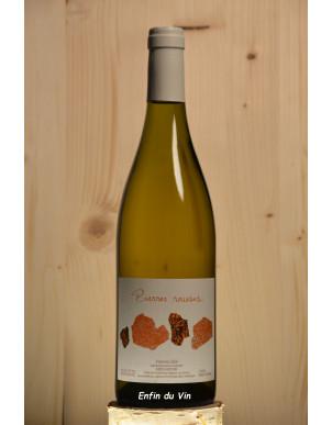 pierres rousses 2018 vouvray domaine breton val de loire chenin vin blanc bio biodynamie naturel