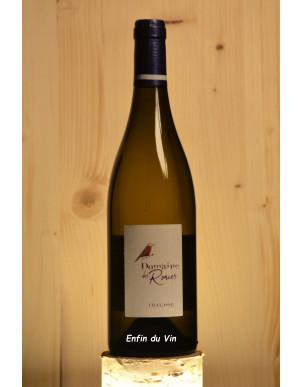 chalasse 2015 côtes du jura domaine des ronces chardonnay savagnin vin blanc bio biodynamie