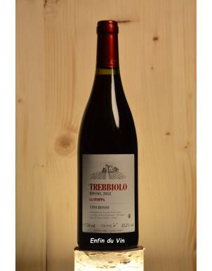trebbiolo 2018 emilia italie la stoppa barbera bonardo vin rouge bio biodynamie naturel