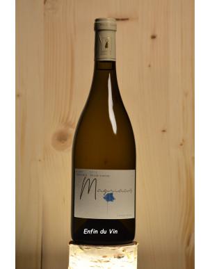magniacus 2018 saumur domaine régnier-david val de loire chenin vin blanc bio biodynamie