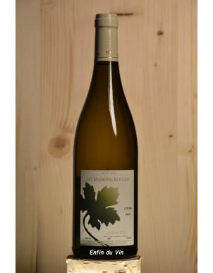 l'eclos 2018 domaine les maisons rouges jasnieres jardin val de loire chenin vin blanc bio biodynamie biodyvin