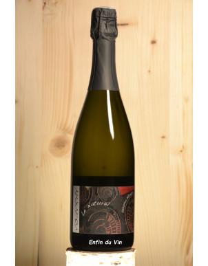 le naturel 208 vouvray brut domaine brunet val de loire chenin vin effervescent bio