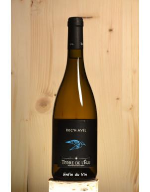 roc'h avel 2019 vin de france domaine terre de l'elu val de loire chenin sauvignon grolleau gris vin blanc bio