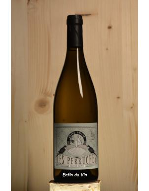 les perruches 2019 saumur domaine dubois val de loire chenin vin blanc bio biodynamie demeter