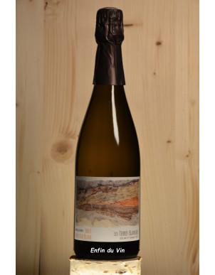 brut ancestral blanc 2018 vin de france domaine les terres blanches val de loire cabernet-franc vin bio biodyvin biodynamie