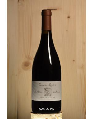 le mas au schiste 2017 st chinian domaine rimbert syrah grenache carignan languedoc roussillon vin rouge bio