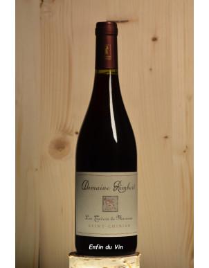 les travers de marceau 2018 st chinian domaine rimbert languedoc roussillon syrah mourvèdre vin bio