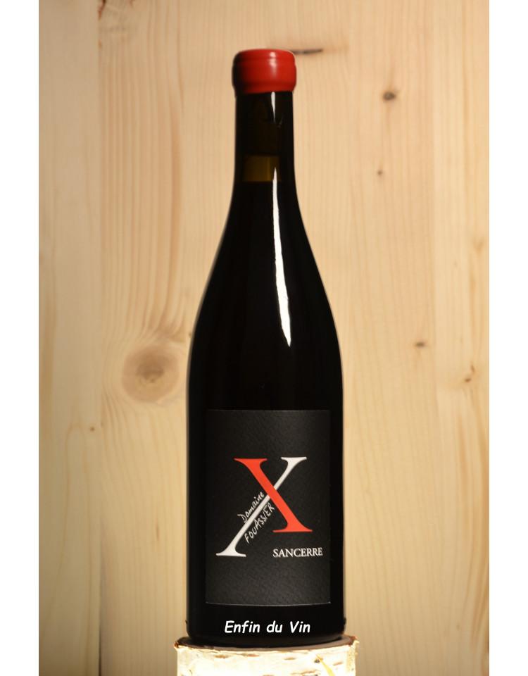 X 2018 Sancerre Domaine Fouassier Pinot Noir Val de Loire Bio Biodynamie biodyvin