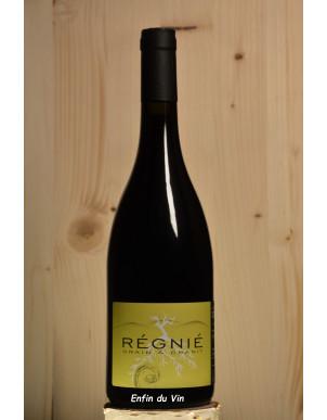 grain et granite 2019 régnié domaine charly thévenet beaujolais gamay vin rouge naturel
