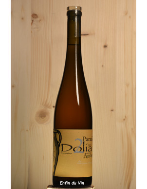 dolia ambré 2014 vin de france viret rhône muscadet petit grain bourboulenc vin orange bio naturel