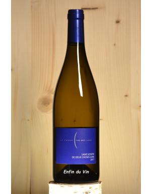 de deux choses lune 2017 st joseph la ferme des sept lunes rhône roussanne marsanne vin blanc bio biodynamie