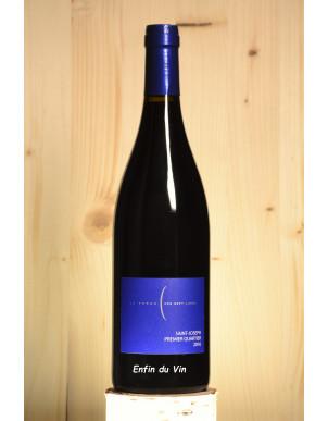 premier quartier 2016 st joseph la ferme des sept lunes rhône syrah vin rouge bio biodynamie