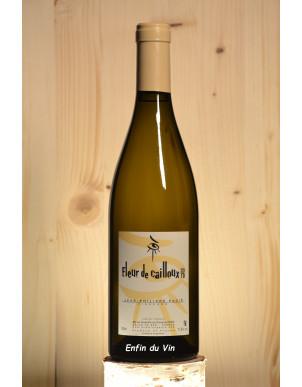 fleur de cailloux 2019 vin de france domaine padié grenache maccabeu vin blanc bio naturel