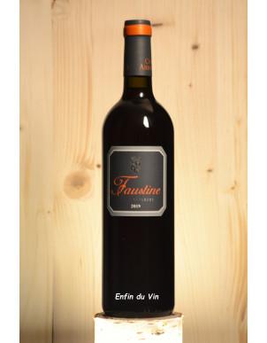 Faustine vielles vignes 2019 vin de france domaine abbatucci sciaccarello nielluccio vin rouge biologique biodynamie