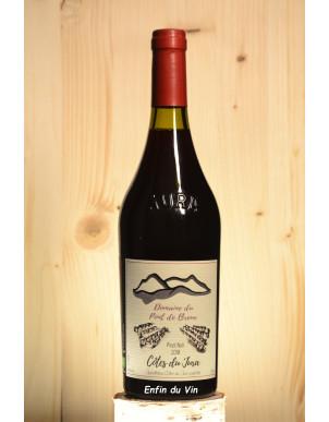 Pinot Noir 2018 Côtes du Jura Domaine du Pont de Breux Jura vin rouge bio