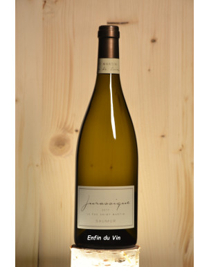 jurassique 2017 saumur pas saint martin val de loire chenin vin blanc bio