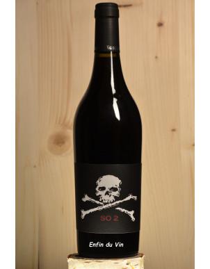 so2 2019 vin de france l'r val de loire cabernet-franc vin rouge bio naturel