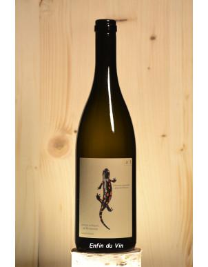 Salamender 2018 Weingut Domaine Andreas Tscheppe Autriche Chardonnay vin blanc biologique biodynamie naturel demeter