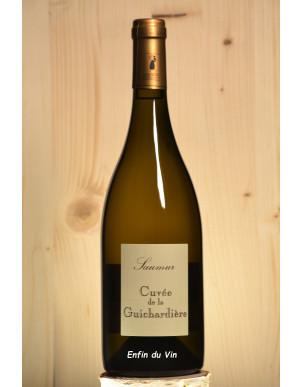 La Guichardière 2018 Saumur Domaine Régnier-David Val de Loire Chenin vin blanc biologique biodynamie