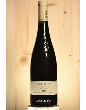 Le Paradis 2019 Saumur Domaine Régnier-David Val de Loire Cabernet-franc vin rouge biologique biodynamie