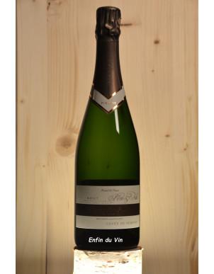 Cuvée de Réserve Brut Champagne Domaine Piollot biologique Biodynamie Vin Effervescent