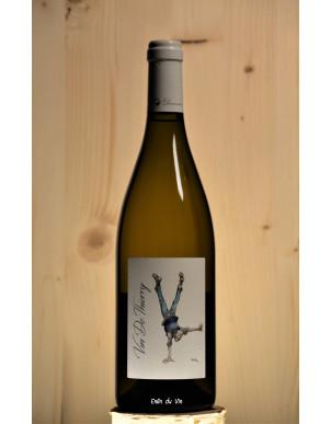 Vin de Thierry 2019 vin de france domaine michon chenin grolleau gris val de loire vin blanc bio biodynamie biodyvin