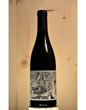 ocrement dit 2019 cahors domaine valérie courrèges sud-ouest malbec vin rouge biologique biodynamie