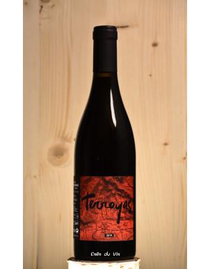 Terroyas 2019 vin de france La Réaltière Carignan Noir Provence vin rouge biologique biodynamie naturel demeter