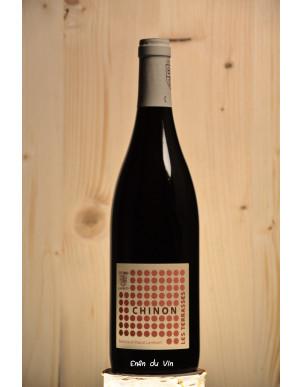 les terrasses 2019 chinon domaine lambert val de loire cabernet-franc vin rouge bio biodynamie biodyvin