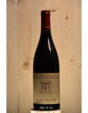clos de turpenay 2015 chinon château de coulaine val de loire cabernet-franc vin rouge bio