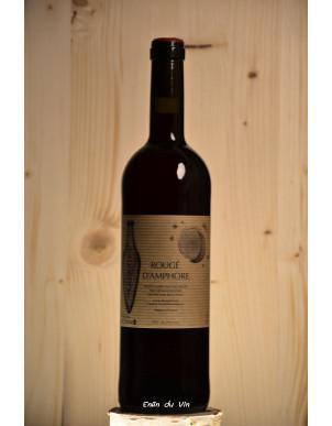 rougé d'amphore vin de france lassolle sud ouest abouriou vin rouge bio naturel