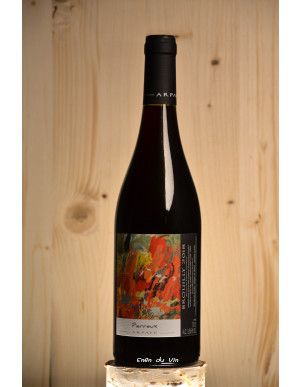 Arpay Pierreux 2018 Brouilly Domaine Marc Delienne Beaujolais Gamay vin rouge biologique