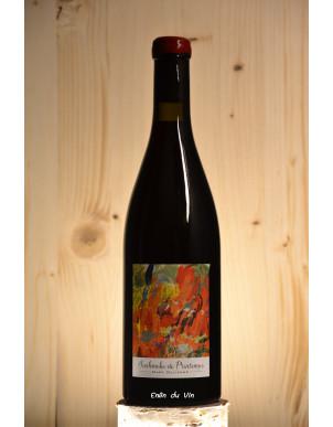 Avalanche de Printemps 2018 Fleurie Domaine Marc Delienne Beaujolais Gamay vin rouge biologique