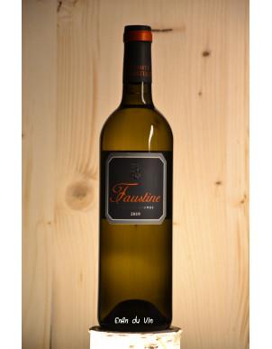 faustine vieilles vignes 2019 vin de france domaine abbatucci corse vermentino vin blanc biologique biodynamie biodyvin demeter