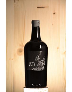 Les Argiles de Pauline 2017 Bordeaux Château Le Geai Merlot Malbec Vin rouge bio biodynamie naturel demeter
