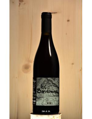 Les Bardouines 2019 vin de france La Réaltière Aramon Provence vin rouge biologique biodynamie naturel demeter