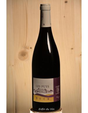 les puys 2016 chinon domaine pascal lambert val de loire cabernet-franc vin rouge bio biodynamie biodyvin