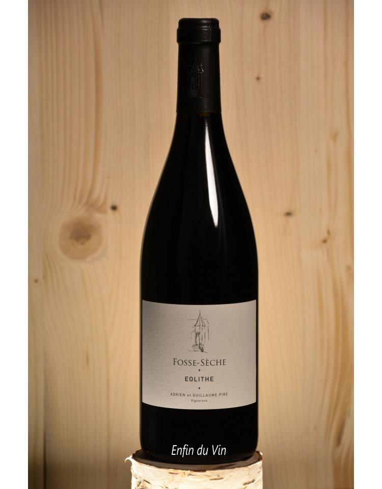 eolithe 2019 cabernet-franc vin de france château fosse sèche val de loire vin rouge bio biodynamie biodyvin