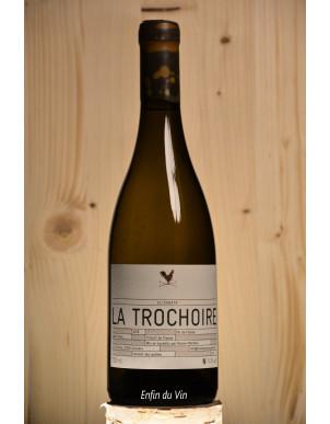 elisabeth 2018 vin de france la trochoire rocour chenin vin blanc bio