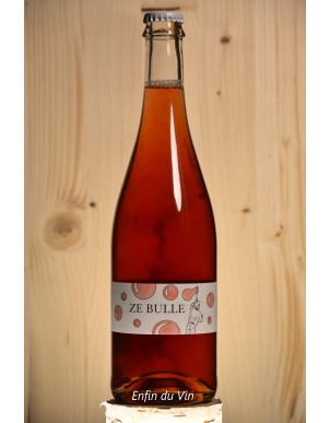 ze bulle vin de france béret et compagnie ciofi cabernet-franc grolleau noir gamay vin effervescent bio