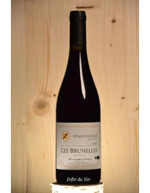 brunelles 2019 domaine ledogar languedoc roussillon cinsault vin rouge bio naturel