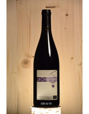 les coteaux kanté 2018 vin de france domaine de mirebeau bruno rochard grolleau noir bio biodynamie naturel val de loire