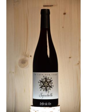 syrabelle 2020 vin de france un coin sur terre syrah grenache noir vin rouge biologique naturel Rhône