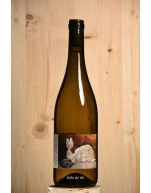 lapin blanc 2019 anjou la franchaie dubois chenin vin blanc val de loire bio naturel