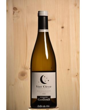 terroir de clesse 2020 vire clesse domaines des gandines chardonnay bourgogne vin blanc bio biodynamie